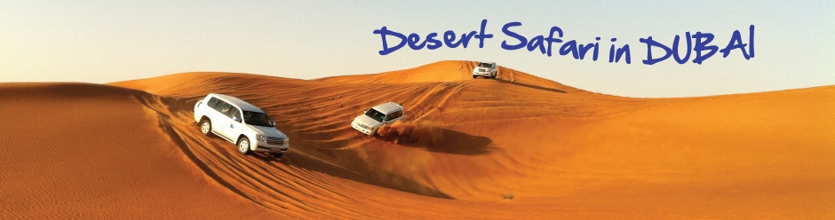 Slider 4 - Desert Safari